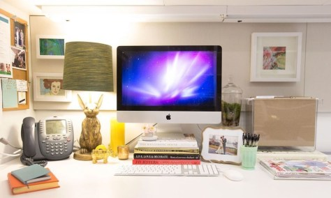 Cubicle Workspace Decorating Ideas 35