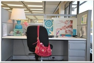 Cubicle Workspace Decorating Ideas 50