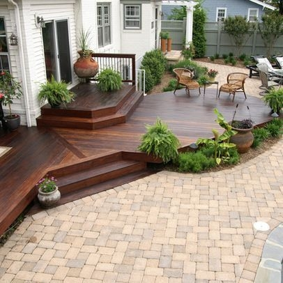 DIY Patio Deck Decoration Ideas on A Budget 04