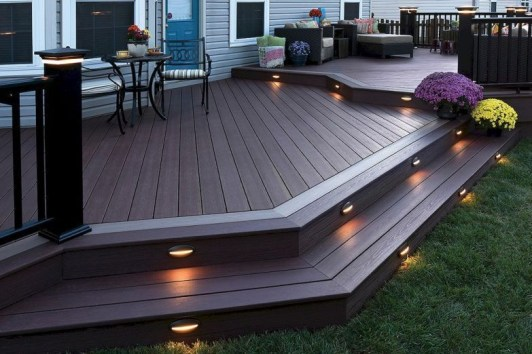 DIY Patio Deck Decoration Ideas on A Budget 12