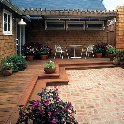 DIY Patio Deck Decoration Ideas on A Budget 15