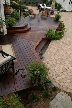 DIY Patio Deck Decoration Ideas on A Budget 27