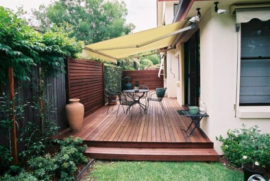 DIY Patio Deck Decoration Ideas on A Budget 52