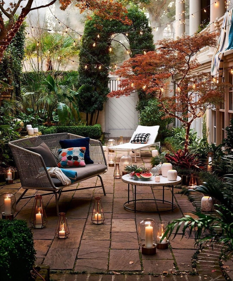 DIY Patio Deck Decoration Ideas on A Budget 53