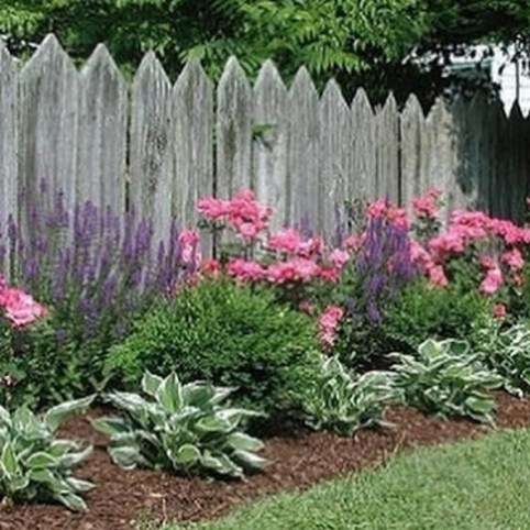 Easy And Low Maintenance Front Yard Landscaping Ideas 31