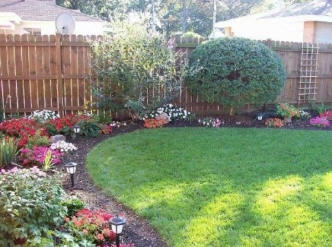 Easy And Low Maintenance Front Yard Landscaping Ideas 36