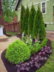 Easy And Low Maintenance Front Yard Landscaping Ideas 41