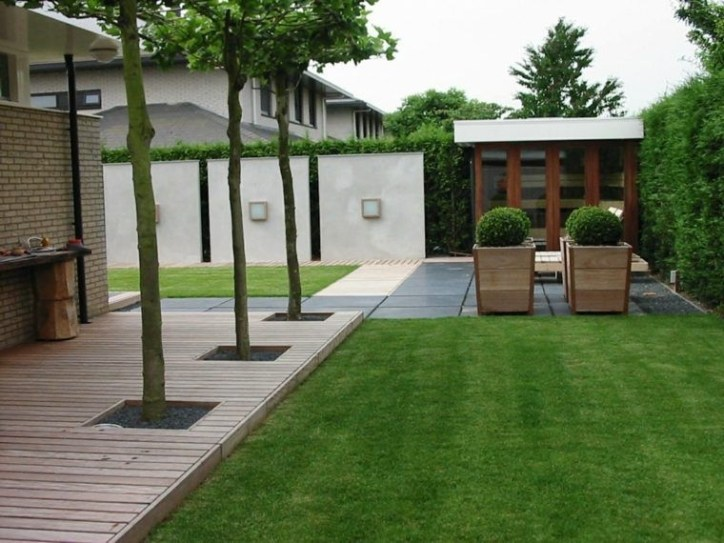 Examples Landscaping Ideas You can Put in House Page 22