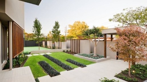 Examples Landscaping Ideas You can Put in House Page 42