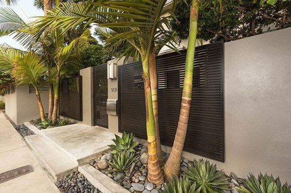 Examples Landscaping Ideas You can Put in House Page 45