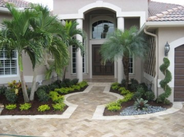 Examples Landscaping Ideas You can Put in House Page 53