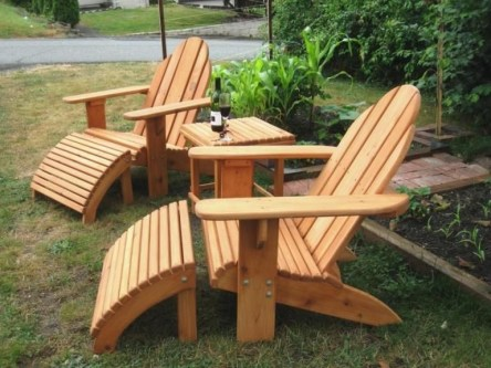 Inspiring DIY Outdoor Furniture Ideas 15