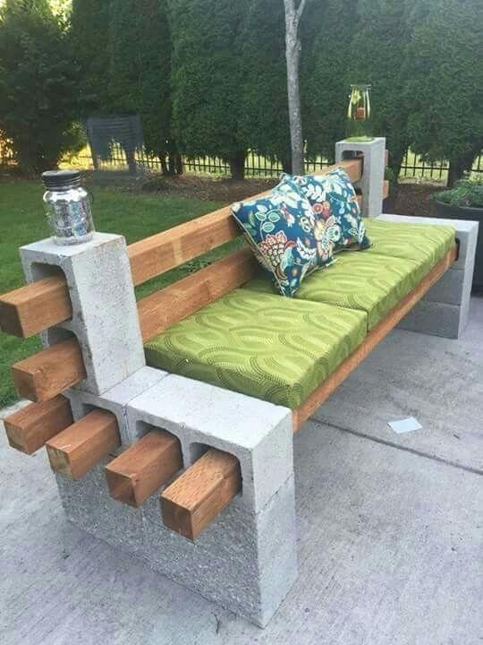Inspiring DIY Outdoor Furniture Ideas 18