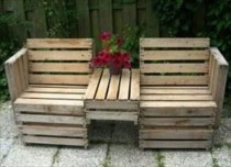 Inspiring DIY Outdoor Furniture Ideas 22