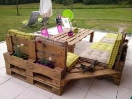 Inspiring DIY Outdoor Furniture Ideas 25