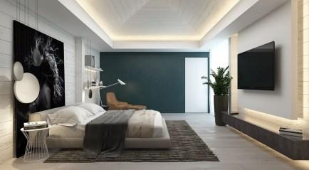 Luxury Huge Bedroom Decorating Ideas 19