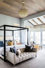 Outstanding Rustic Master Bedroom Decorating Ideas 36