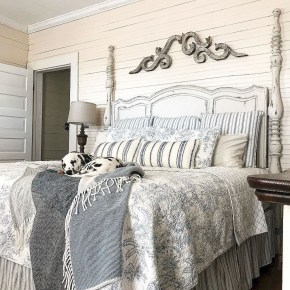 Outstanding Rustic Master Bedroom Decorating Ideas 47