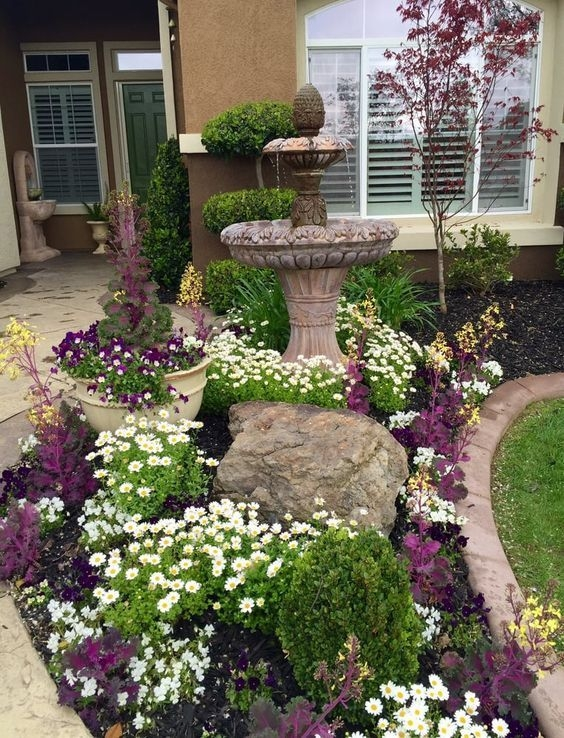 Simple But Beautiful Front Yard Landscaping Ideas 05