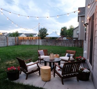 Small Backyard Landscaping Ideas And Design On A Budget 16