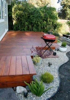 Small Backyard Landscaping Ideas And Design On A Budget 34