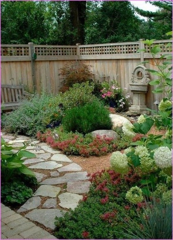 Small Backyard Landscaping Ideas And Design On A Budget 76