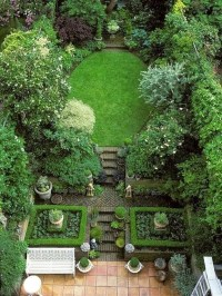 Small Garden Design Ideas With Awesome Design 09