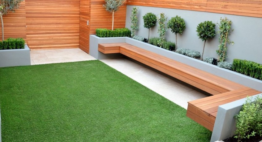 Small Garden Design Ideas With Awesome Design 16