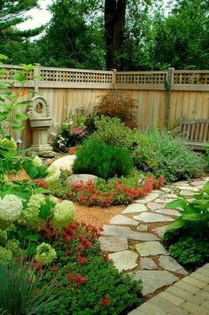 Small Garden Design Ideas With Awesome Design 30