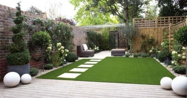 Small Garden Design Ideas With Awesome Design 51
