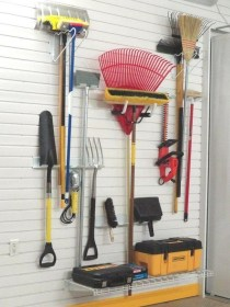 Amazing DIY and Hack Garage Storage Organization 02