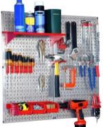 Amazing DIY and Hack Garage Storage Organization 14