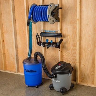 Amazing DIY and Hack Garage Storage Organization 18
