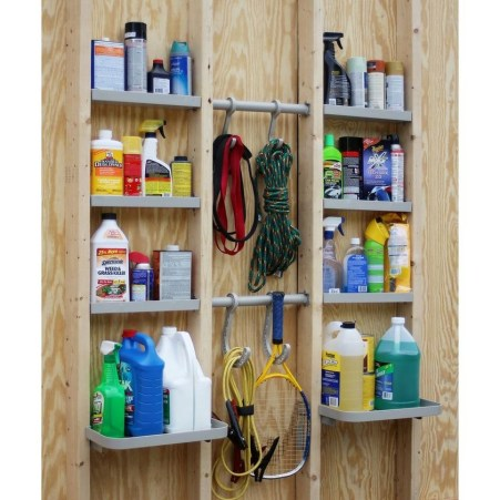 Amazing DIY and Hack Garage Storage Organization 31
