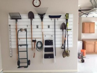 Amazing DIY and Hack Garage Storage Organization 42