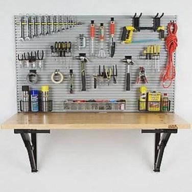 Amazing DIY and Hack Garage Storage Organization 48