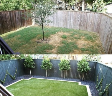 Amazing Privacy Fence Ideas to Perfect Your Backyard 03