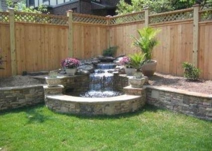 Amazing Privacy Fence Ideas to Perfect Your Backyard 07