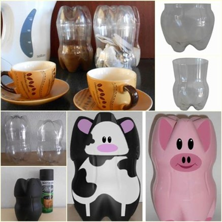 Amazing Ways to Reuse and Recycle Empty Plastic Bottles For Crafts 02