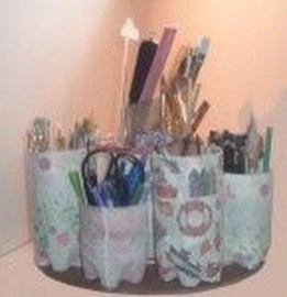 Amazing Ways to Reuse and Recycle Empty Plastic Bottles For Crafts 12