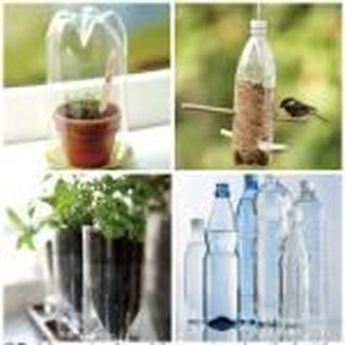 Amazing Ways to Reuse and Recycle Empty Plastic Bottles For Crafts 15