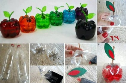 Amazing Ways to Reuse and Recycle Empty Plastic Bottles For Crafts 18