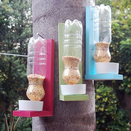 Amazing Ways to Reuse and Recycle Empty Plastic Bottles For Crafts 19