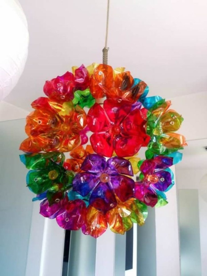 Amazing Ways to Reuse and Recycle Empty Plastic Bottles For Crafts 23