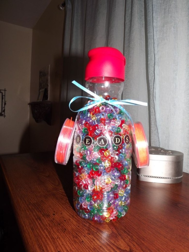 Amazing Ways to Reuse and Recycle Empty Plastic Bottles For Crafts 27
