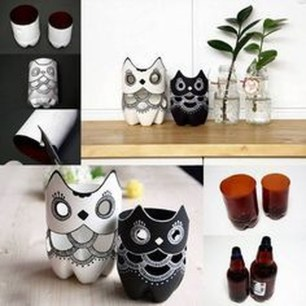 Amazing Ways to Reuse and Recycle Empty Plastic Bottles For Crafts 40