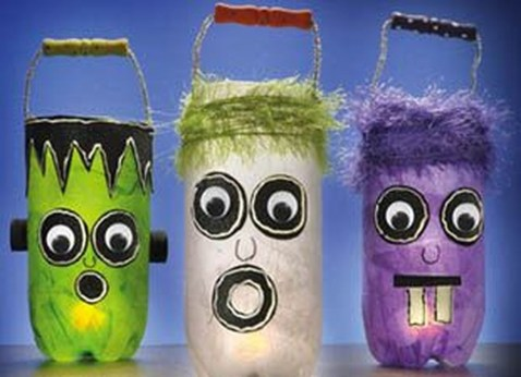 Amazing Ways to Reuse and Recycle Empty Plastic Bottles For Crafts 61