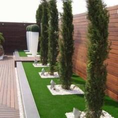 Amazingly Creative Long Planter Ideas for Your Patio 01