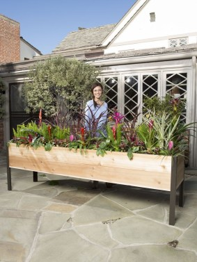 Amazingly Creative Long Planter Ideas for Your Patio 16