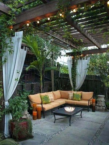 Awesome Backyard Patio Deck Design and Decor Ideas 07